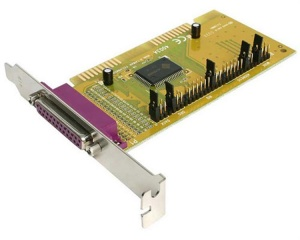 Parallel port Card 1-port ISA