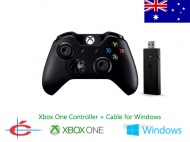 Xbox One Controller with Wireless Adaptor for Wind...