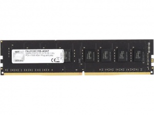 4GB G.Skill DDR4-2133 Single Channel VALUE [F4-213...