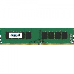 16GB Crucial DDR4 PC19200-2400Mhz CL17 Desktop Mem...