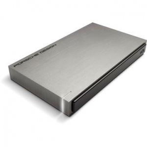 2TB LaCie Porsche Design 2.5 P\'9223 USB 3.0 light-...