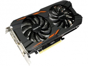 Gigabyte GTX 1050 2GB OC Wind Force
