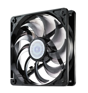 Cooler Master SickleFlow X120mm -Transparent nonLE...