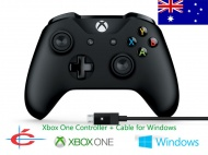 Xbox Controller + Cable for Windows (Wes