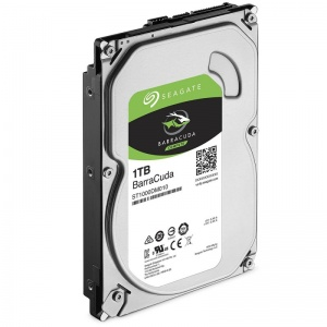 1TB Seagate Barracuda DESKTOP 3.5IN 6Gb/S SATA 64M...