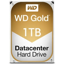 1TB WD Gold ENTERPRISE,3.5 form factor,SATA, , 64C...