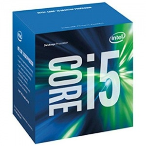 Intel Core i5-7400 Processor (6M Cache, up to 3.50 GHz)