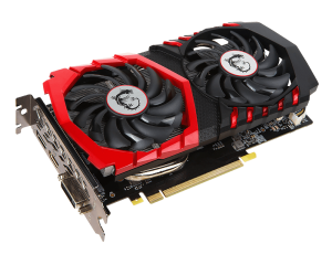 MSI GTX 1050 2GB Gaming X