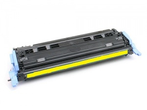 Toner Compatible For CANON 307 Q6002A, Yellow