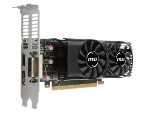 MSI GTX 1050 TI 4GB 4GT LP