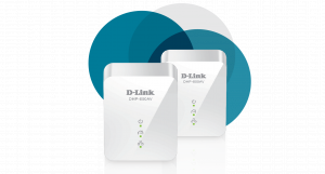 D-Link 601AV, PowerLine AV2 1000 Gigabit Starter K...