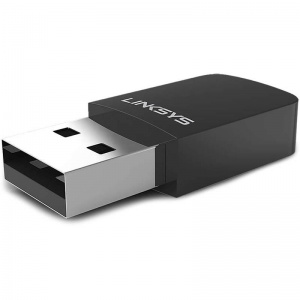 LINKSYS WUSB6100M MAX-STREAM, MU-MIMO USB ADAPTER,...