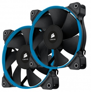 120mm Corsair SP120 Fan, PWM Low Noise High Pressu...