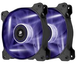 140mm Corsair SP140, The Air Series  LED High Stat...