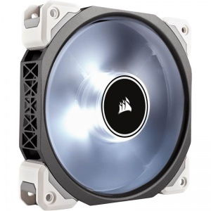120mm Corsair ML120 PRO LED, White, Premium Magnet...