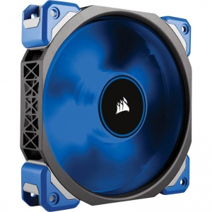 120mm Corsair ML120 PRO LED, Blue, Premium Magnetic Levitation Fan