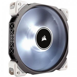 140mm Corsair ML140 PRO LED, White, Premium Magnet...
