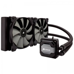 Corsair H110i 280mm Extreme Performance Liquid CPU...