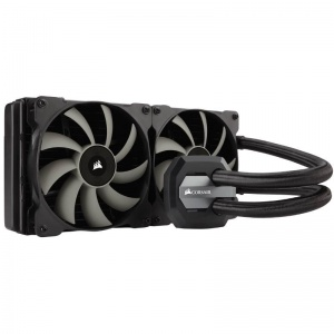 Corsair H115i 280mm Extreme Performance Liquid CPU...
