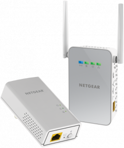 NETGEAR PLW1000 Powerline WiFi 1000 BUNDLE (1 x PL...