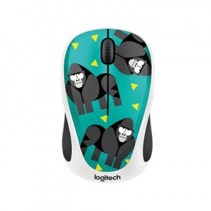 Logitech M238 Wireless Mouse - GORILLA