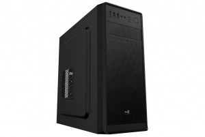Aercool SI-5100 Black  Mid Tower Chassis (USB3)