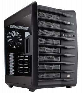 Corsair Air 740 Black ATX Case Dual Chamber Design...