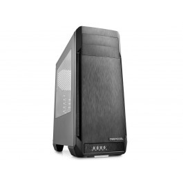 Deepcool D-Shield Black Mid Tower Chassis & 58...