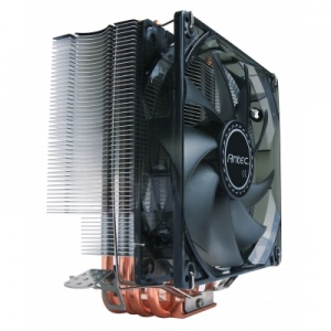 Antec C400 CPU Air Cooler (120mm fan with LED) wit...