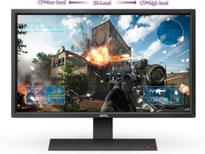 "27"" BenQ RL2755, TN-LED,16:9,1920x1080,1ms,30..."