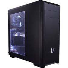 Bitfenix Black Nova Window Mid Tower Chassis (USB3)