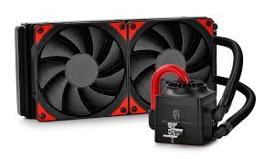 DeepCool Gamer Storm Captain 240EX Enclosed Liquid...