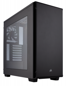 Corsair Carbide Series 270R Mid-Tower ATX Case, Wi...