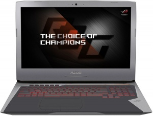 "ASUS G752VS-GC106T, I7-6700HQ, 17.3""FHD, 1TB+..."