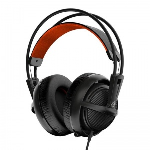 SteelSeries Siberia 200 Full Size Multipurpose Gam...