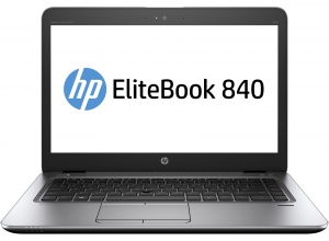 "HP 840 G3, I5-6300U 4GB, 128GB  SSD, 14.0"" HD..."