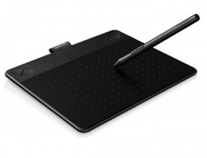 INTUOS PHOTO PEN AND TOUCH SMALL BLACK