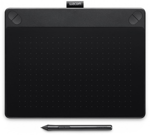 INTUOS 3D PEN AND TOUCH MEDIUM BLACK