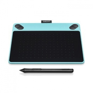 INTUOS DRAW PEN SMALL BLUE