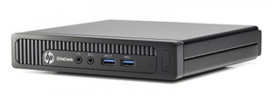 HP 800 G2 DM, I5-6500T, 8GB, 256GB TURBO SSD, W7P6...