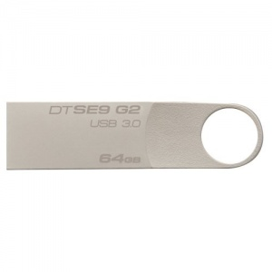 64GB Kingston USB 3.0 DataTraveler SE9 G2 (Metal c...