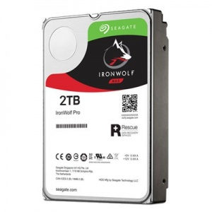 "2TB Seagate IronWolf Pro NAS HDD, 3.5"""",..."