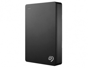 5TB Seagate Backup Plus Portable Drive - Black