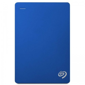 5TB Seagate Backup Plus Portable Drive - Blue