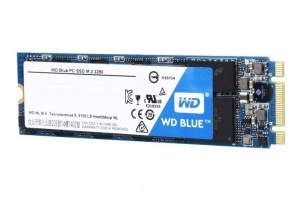 1TB WD Blue, M.2 Form Factor, SATA Interface, CSSD...