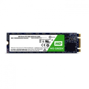 240gb WD Green, M.2 form factor, SATA Interface, C...