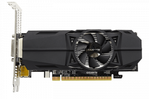 Gigabyte GTX 1050 2GB OC Low Profile