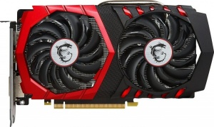 MSI GTX 1050 TI 4GB GAMING X