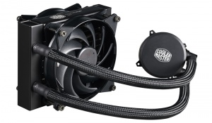 Cooler Master MasterLiquid 120 CPU Cooler; 120mm R...