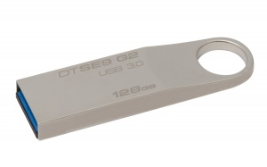128GB Kingston USB 3.0 DataTraveler SE9 G2 (Metal ...